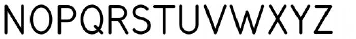 Simpliciter Sans Font UPPERCASE