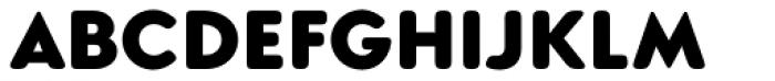 Simplo Soft Black Font UPPERCASE