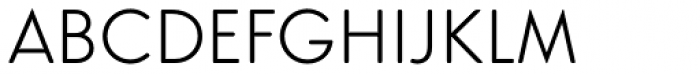 Simplo Soft Light Font UPPERCASE