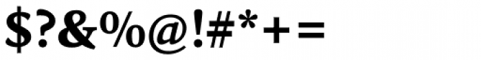Sina ExtraBold Font OTHER CHARS
