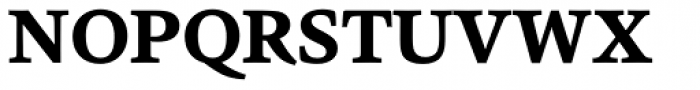 Sina ExtraBold Font UPPERCASE
