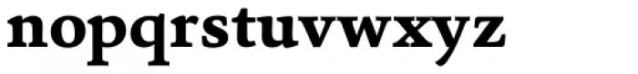 Sina ExtraBold Font LOWERCASE