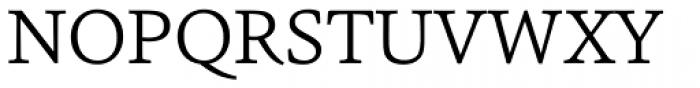 Sina Light Font UPPERCASE