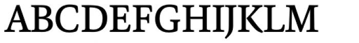 Sina Nova Medium Font UPPERCASE
