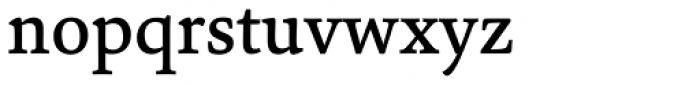 Sina Nova Medium Font LOWERCASE