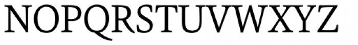 Sina Nova Regular Font UPPERCASE