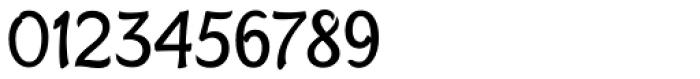 Sinclair Script RR Light Regular Font OTHER CHARS