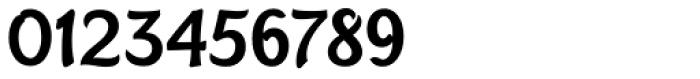 Sinclair Script RR Medium Font OTHER CHARS