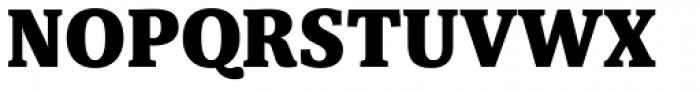 Sindelar Black Font UPPERCASE