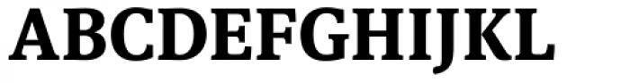 Sindelar Bold Font UPPERCASE