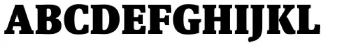 Sindelar ExtraBlack Font UPPERCASE