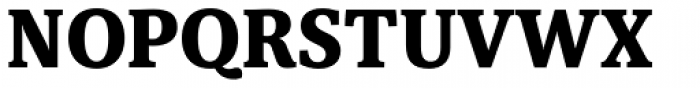 Sindelar ExtraBold Font UPPERCASE