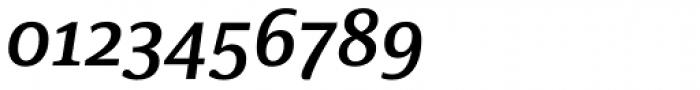 Sindelar Medium Italic Font OTHER CHARS