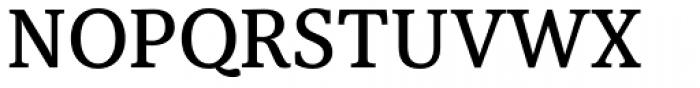 Sindelar Regular C Font UPPERCASE