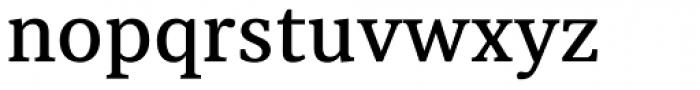 Sindelar Regular C Font LOWERCASE