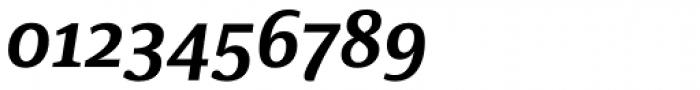 Sindelar SemiBold Italic Font OTHER CHARS