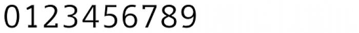 Single MF Light Font OTHER CHARS