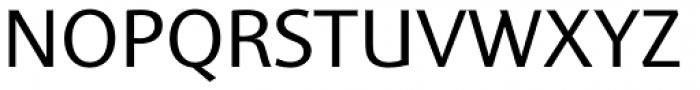 Sinova Std Regular Font UPPERCASE
