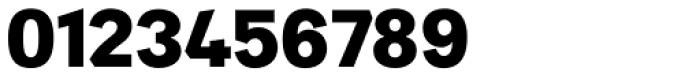Sintesi Sans Black Font OTHER CHARS