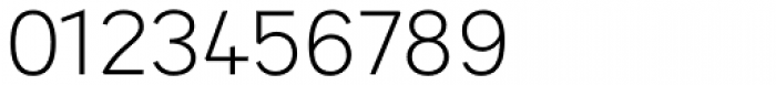 Sintesi Sans Thin Font OTHER CHARS