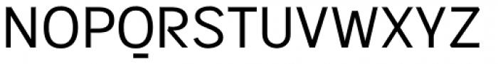 Sintesi Sans Font UPPERCASE