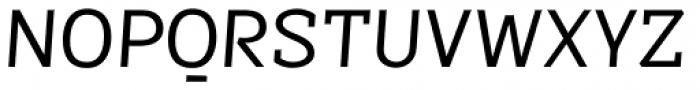 Sintesi Semi Italic Font UPPERCASE