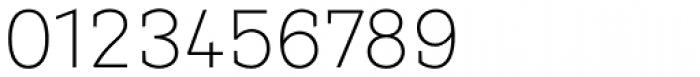 Sintesi Semi UltraLight Font OTHER CHARS
