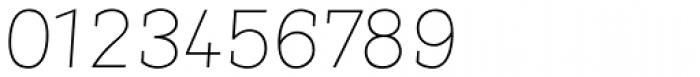 Sintesi Semi UltraThin Italic Font OTHER CHARS