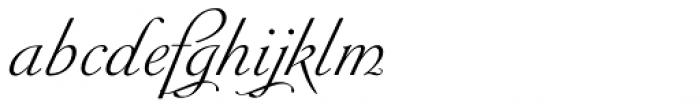 Siren Script III Font LOWERCASE