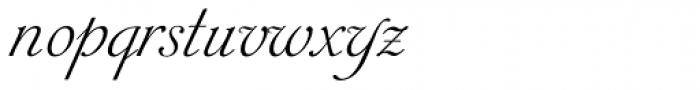 Siren Script Pro Font LOWERCASE