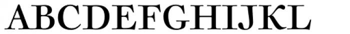 Sirenne Eighteen MVB SC Roman Font UPPERCASE