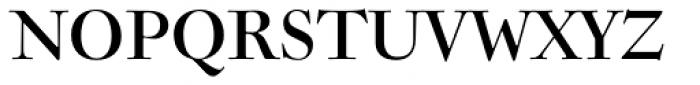 Sirenne Seventy Two MVB SC Roman Font UPPERCASE