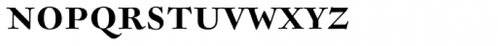 Sirenne Seventy Two MVB SC Roman Font LOWERCASE