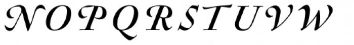 Sirenne Seventy Two MVB Swash Italic Font UPPERCASE