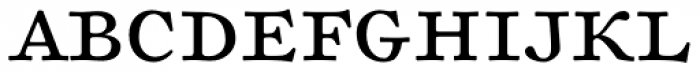 Sirenne Six MVB TF Roman Font UPPERCASE