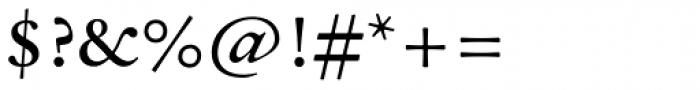 Sirenne Text MVB SC Roman Font OTHER CHARS