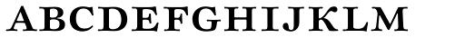 Sirenne Text MVB SC Roman Font LOWERCASE