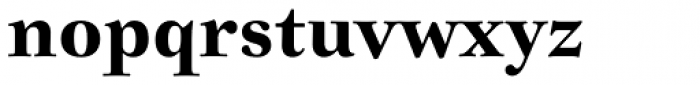 Sirenne Text MVB TF Bold Font LOWERCASE