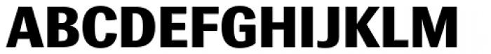 Siri ExtraBold Font UPPERCASE