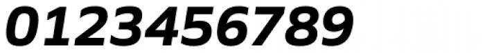 Siro Bold Italic Font OTHER CHARS
