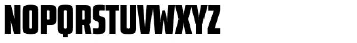 Size Black Font UPPERCASE