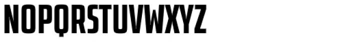 Size Bold Font UPPERCASE