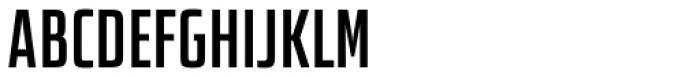 Size Semi Bold Font UPPERCASE