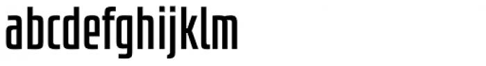Size Semi Bold Font LOWERCASE