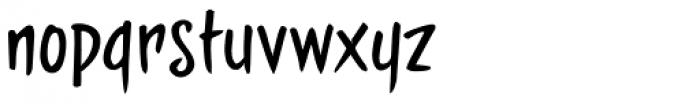 sideburnBob Font LOWERCASE