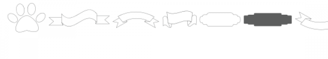 si shapes dingbats font Font UPPERCASE