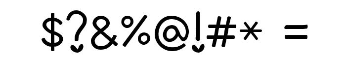 SJSpringhascome Font OTHER CHARS