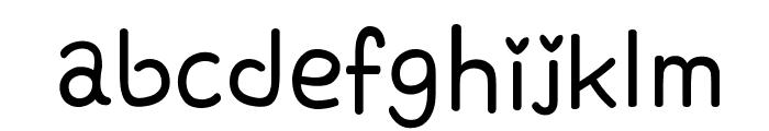 SJSpringhascome Font LOWERCASE