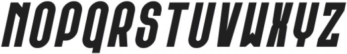SK Barbicane Bold Italic ttf (700) Font UPPERCASE