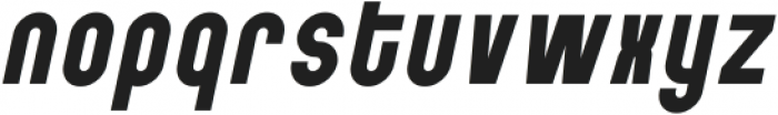 SK Barbicane Bold Italic ttf (700) Font LOWERCASE